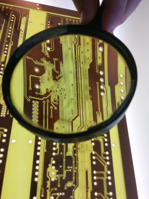 PCBs manufactured in the UK